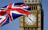 British Flag. Picture: AFP.