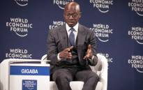 FILE: Finance Minister Malusi Gigaba makes a point at the World Economic Forum Africa meeting in Durban. Picture: AFP
