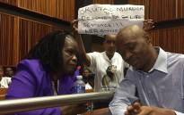 Former Jozi FM DJ Donald Sebolai has been sentenced to 25 years in prison for murdering his girlfriend Dolly Tshabalala. Picture: Vumani Mkhize/EWN.