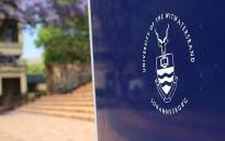 FILE: A signboard at the Univeristy of the Witwatersrand main campus. Picture: Reinart Toerien/EWN