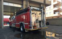 FILE: A fire truck at a Johannesburg fire station. Picture: Emily Corke/EWN