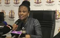 FILE: Public Protector Busisiwe Mkhwebane. Picture: EWN