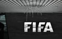 FILE: The logo of the International Federation of Association Football (Fifa) with hanging icicles is pictured at the FIFA headquarters in Zurich, during meeting of the FIFA's governing council on 10 January 2017. Picture: AFP
