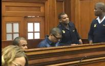 Renaldo van Rooyen and Tawfeeq Ebrahim have been found guilty of the murder of Zarah Hector. Picture: Shamiela Fisher/EWN