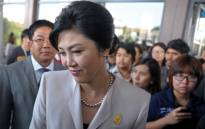 Former Thailand Prime Minister Yingluck Shinawatra. Picture: AFP