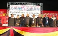 NUM elects Joseph Montisetsi as its new President at its elective conference in Boksburg. Picture: NUM Twitter