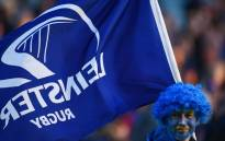 A Leinster rugby fan. Picture: @leinsterrugby/Twitter