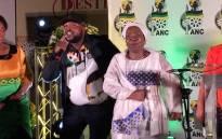 ANC presidential candidate Nkosazana Dlamini Zuma at the Ekurhuleni International Convention Center on 13 December 2017. Picture: Thomas Holder/EWN