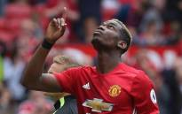 Manchester United midfielder Paul Pogba. Picture: Facebook.com.