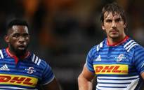 Siya Kolisi (left) and Eben Etzebeth (right) will again lead the Stormers in 2018. Picture: Twitter/@THESTORMERS