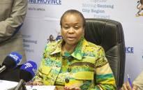 FILE: Gauteng Health MEC Gwen Ramokgopa. Picture: EWN.