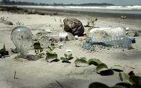 Environmental pollution. Picture: AFP.