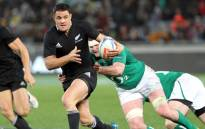 Former All Blacks and Crusaders rugby player, Dan Carter. Picture: AFP
