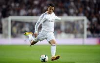 Real Madrid superstar Cristiano Ronaldo. Picture: Facebook.com