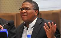 Police Minister Fikile Mbalula. Picture: Supplied.