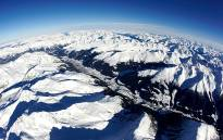 The picturesque city of Davos, Switzerland, is located among the Swiss Alps. Picture: World Economic Forum/swiss-image.ch