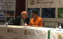 FILE: Energy Minister Tina Joemat-Petterson. Picture: Ilze-Marie le Roux/EWN.