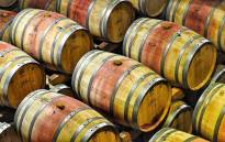 FILE: A general view of wine barrels a Groot Constantia. Picture: Pixabay.com.