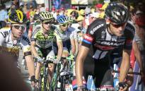 FILE: After a long day in the Alps, riders finish the 18th leg of the 2016 Tour de France at Saint-Jean-de-Maurienne. Picture: Thomas Holder/EWN