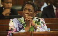 FILE: Social Development Minister Bathabile Dlamini appeared before Parliament's Standing Commitee on Public Accounts to discuss the contract to pay social grants. Picture: Cindy Archillies/EWN.