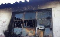 The devastating aftermath of a fire that killed four children in Bonteheuwel, Cape Town. Lauren Isaacs/EWN.