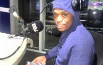 Media personality Somizi Mhlongo. Picture: Talk Radio 702