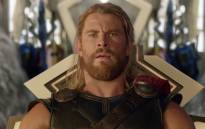 "New look at ""Thor Ragnarok"". Picture: Screengrab/CNN"