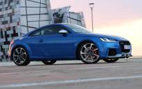 The new Audi TT RS