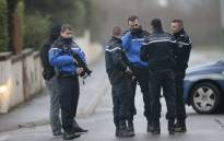 FILE: French police and gendarmes on patrol. Picture: AFP