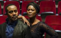 Vusi Kunene and Zikhona Sodlaka are two of the all-star cast members of 'Nongogo' now playing at the Market Theatre. Picture(s): Brett Rubin & Lungelo Mbulwana/Market Theatre