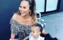 FILE: Chrissy Teigen with her daughter Luna. Picture: @chrissyteigen/Instagram.