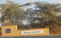 FILE: Lonmin's Marikana mine. Picture: Supplied.