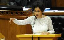 Human Settlements Minister Lindiwe Sisulu. Picture: GCIS.