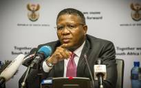 FILE: Fikile Mbalula. Picture: Thomas Holder/EWN