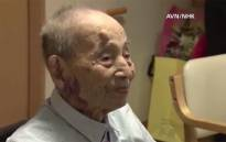Guinness World Records introduces Yasutaro Koide - the new oldest living man. Picture:CNN