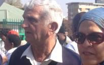 FILE: ANC stalwart Laloo Chiba (left) Picture: EWN
