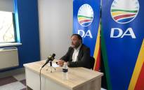 DA Gauteng MPL Jack Bloom announced steps to hold Life Esidimeni culprits personally liable for R159 million arbitration award. Picture: @DA_GPL/Twitter