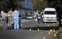 FILE: Four people were killed and several others injured in the Brakpan CBD following a shooting incident on 23 May 2018. Picture: Sethembiso Zulu/EWN