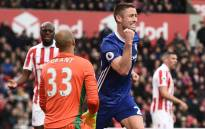 Gary Cahill scored a late winner in a hard-earned 2-1 win at Stoke City on Saturday. Picture: Twitter @ChelseaFC