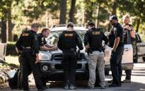 Richland County Police in Columbia, South Carolina. Picture: AFP.