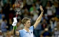 FILE: South African tennis star Kevin Anderson. Picture: AFP.
