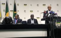 The ANC briefs the media on the outcome of its land summit at Luthuli House on  21 May 2018. Picture: Clement Manyathela/EWN