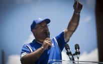 FILE: DA member Athol Trollip delivering a speech. Picture: EWN.