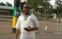 ANC spokesperson Zizi Kodwa. Picture: @MYANC/Twitter