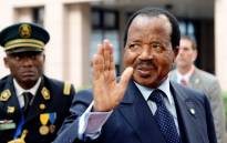FILE: Cameroon's octogenarian President Paul Biya. Picture: AFP.