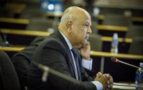 Finance Minister Pravin Gordhan testified on behalf of National Treasury at the Fees Commission in Centurion, Pretoria on 3 March 2017.  Picture: Reinart Toerien/EWN