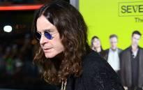 Musician Ozzy Osbourne. Picture: AFP