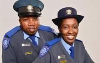 Law enforcement officers, Thandumzi Soyamba and Ntombekhaya Ncubukezi. Picture: City of Cape Town.