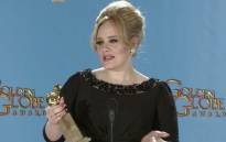 UK singer Adele. Picture:Screengrab/CNN