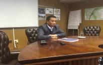 FILE: Western Cape Finance MEC Ivan Meyer. Picture: EWN.